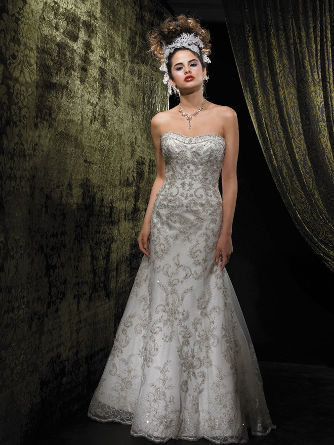 Allure Couture Bridal Gown - Style 8488