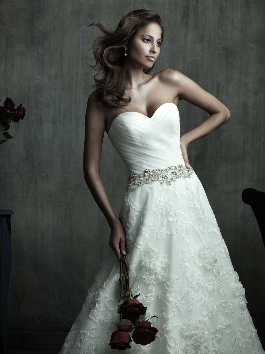 Allure Couture Bridal Gown