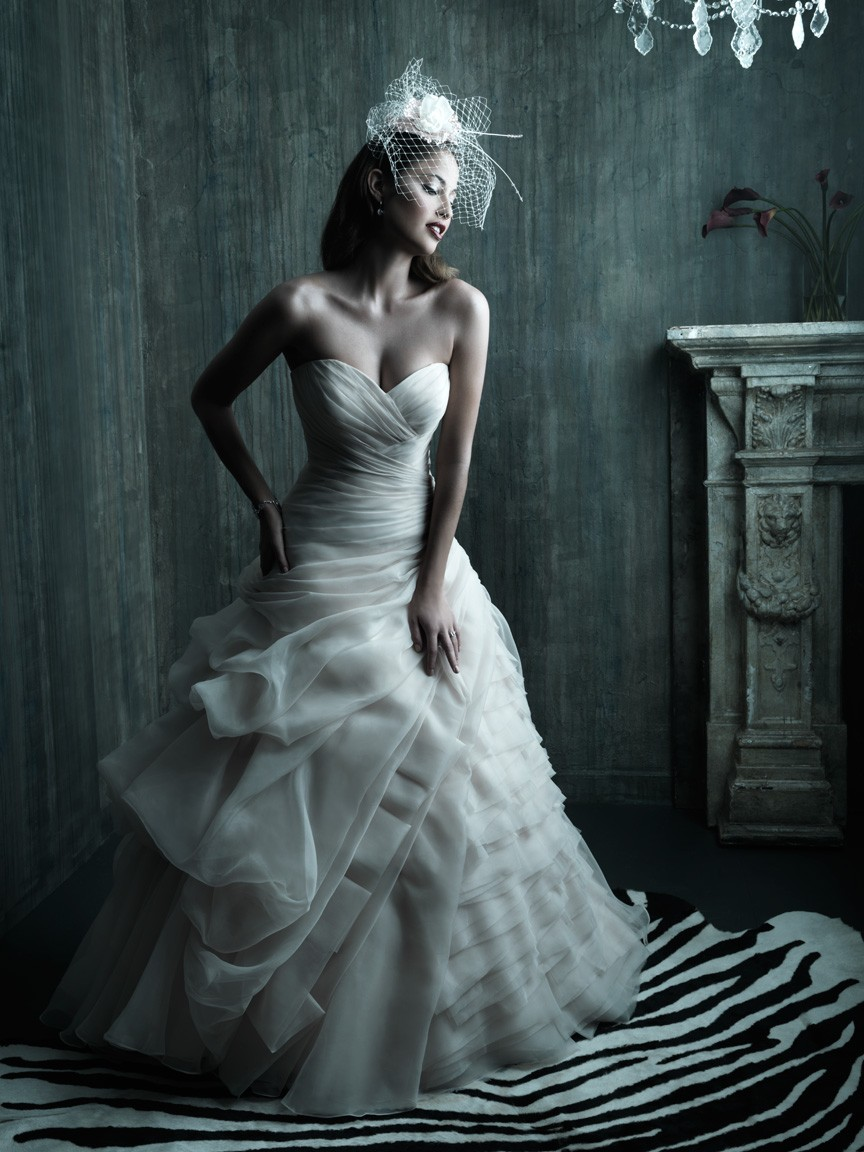 Allure Couture Bridal Gown - Style C209