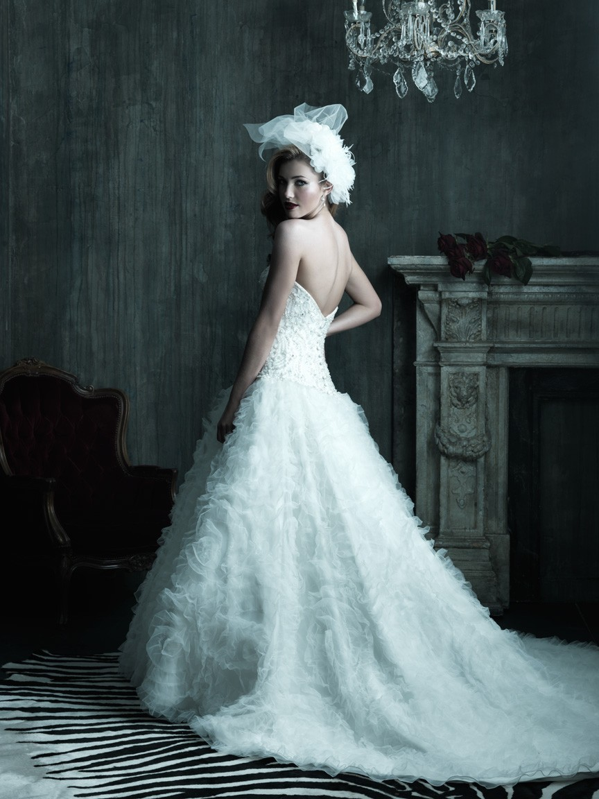 Allure Couture Bridal Gown - Style C210