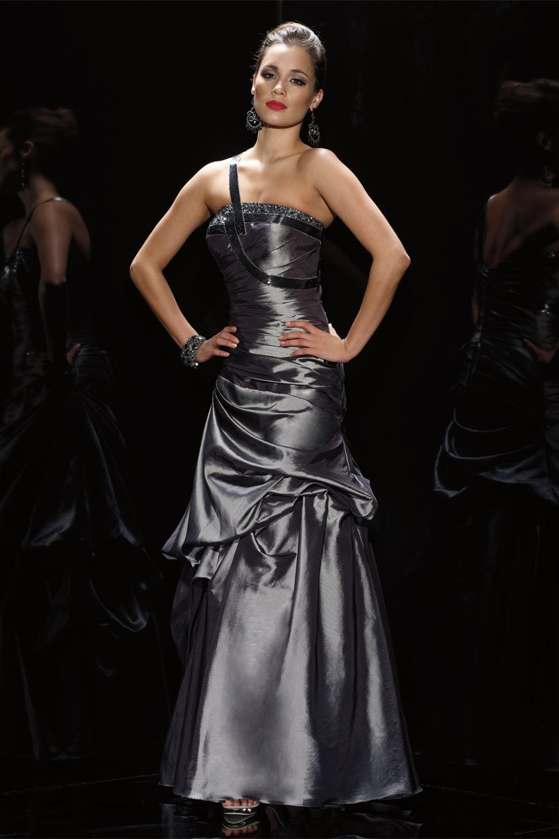 Alyce Prom Dress Front 5393