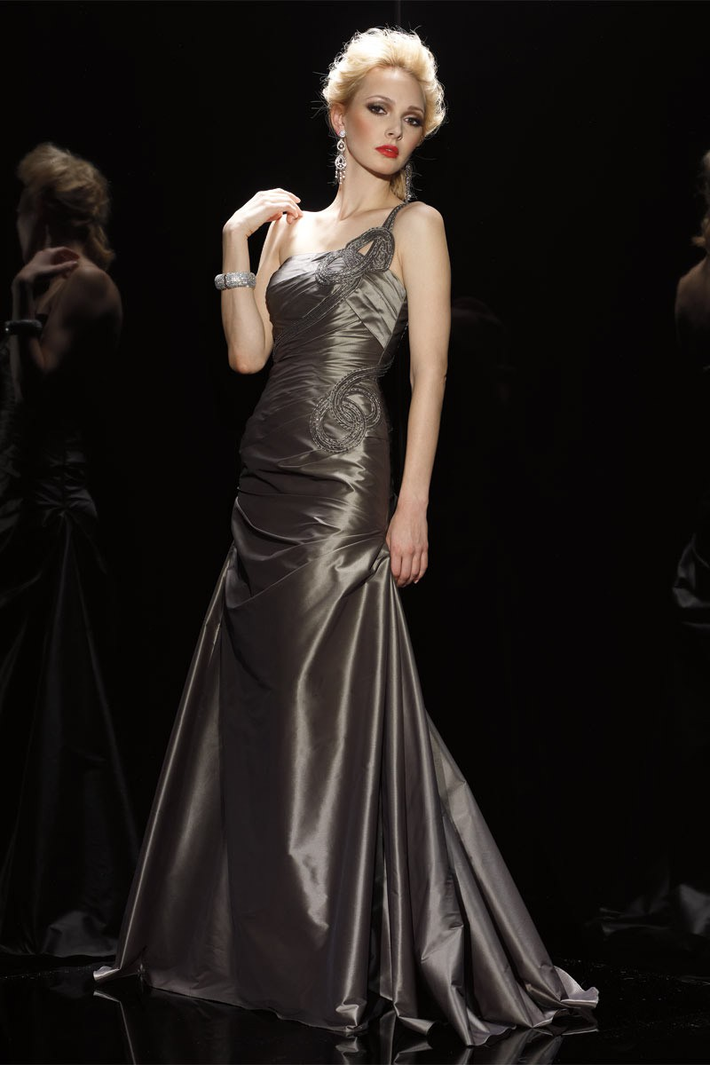 Alyce Prom Dress Front 5395