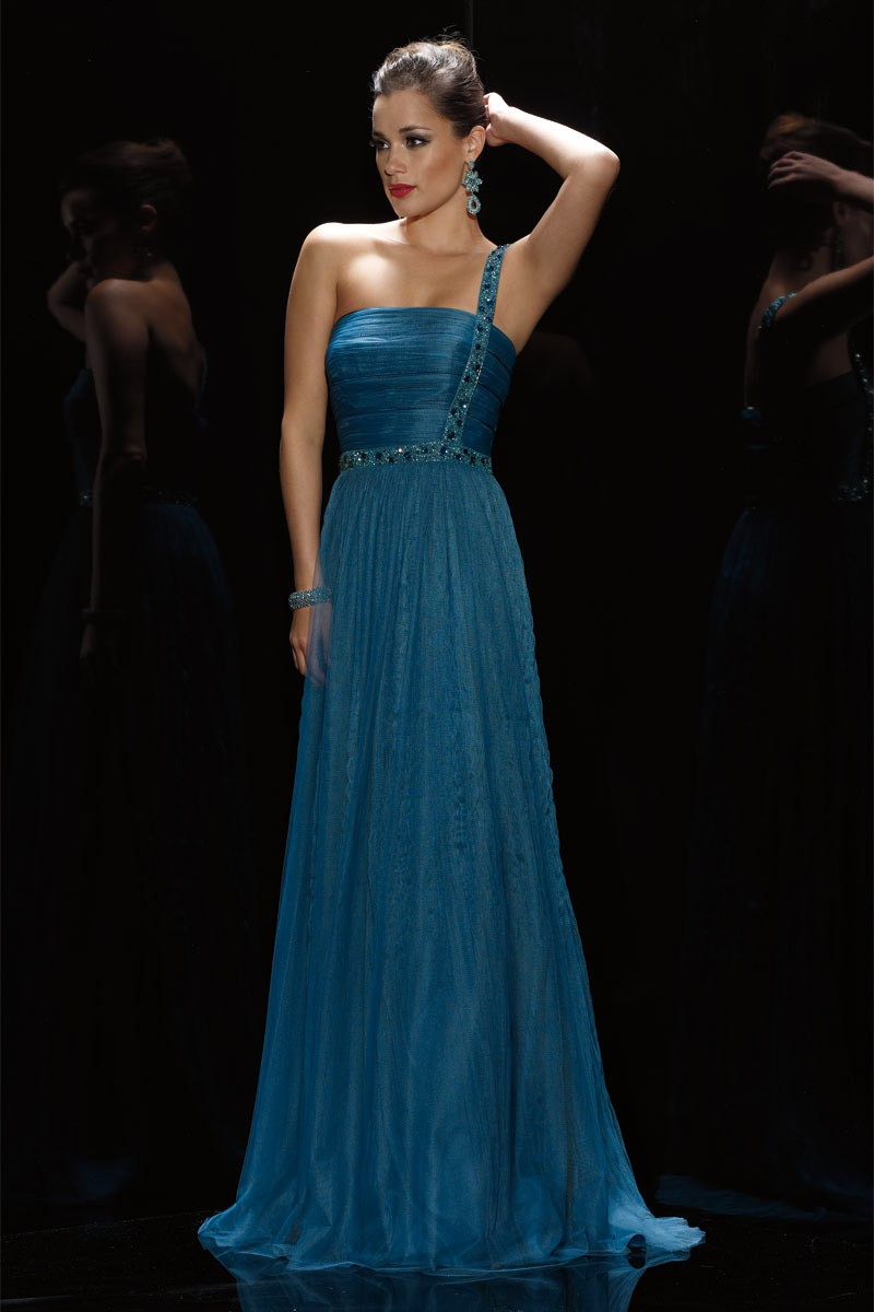 Alyce Prom Dress Front 5402