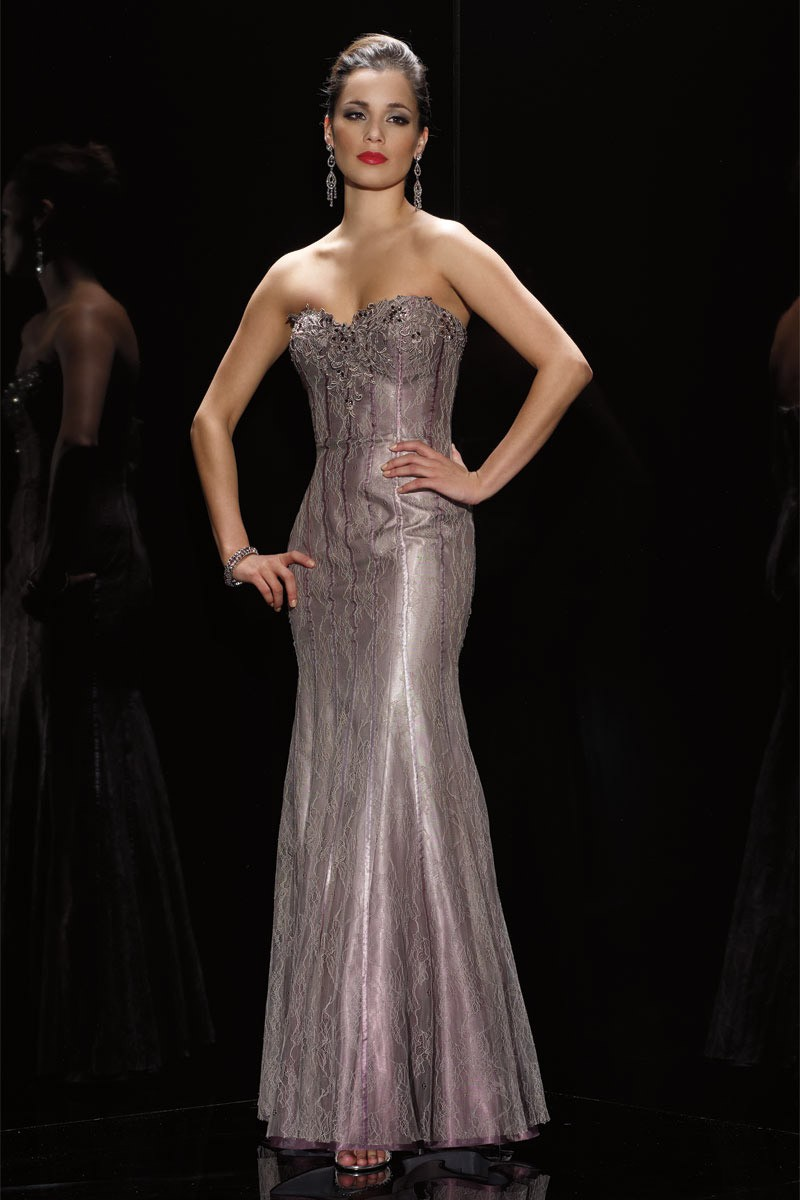 Alyce Prom Dress Front 5405
