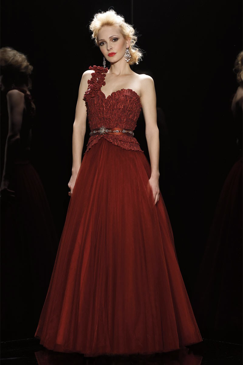 Alyce Prom Dress Front 5409