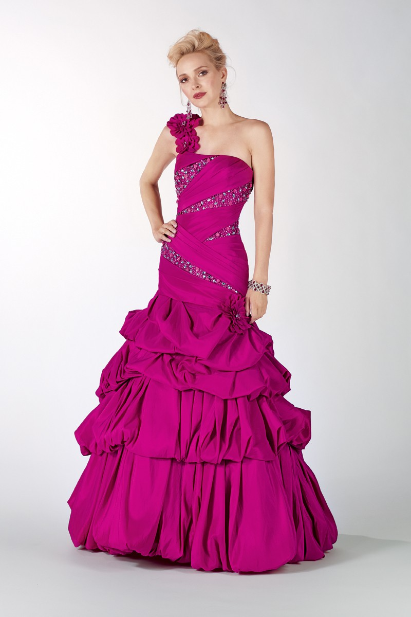 Alyce Prom Dress Front 5418