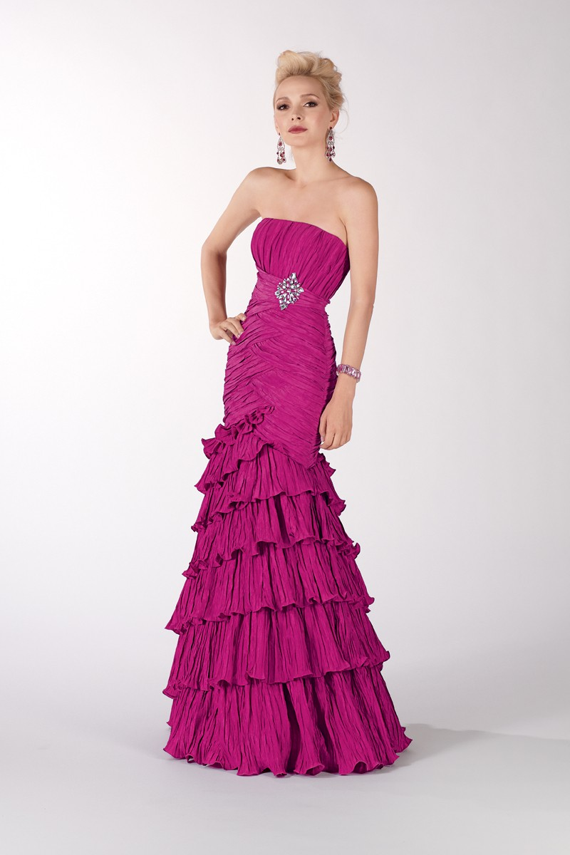 Alyce Prom Dress Front 5419
