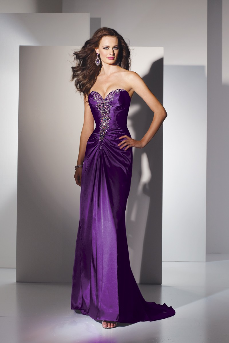 Alyce Prom Dress Front 5422