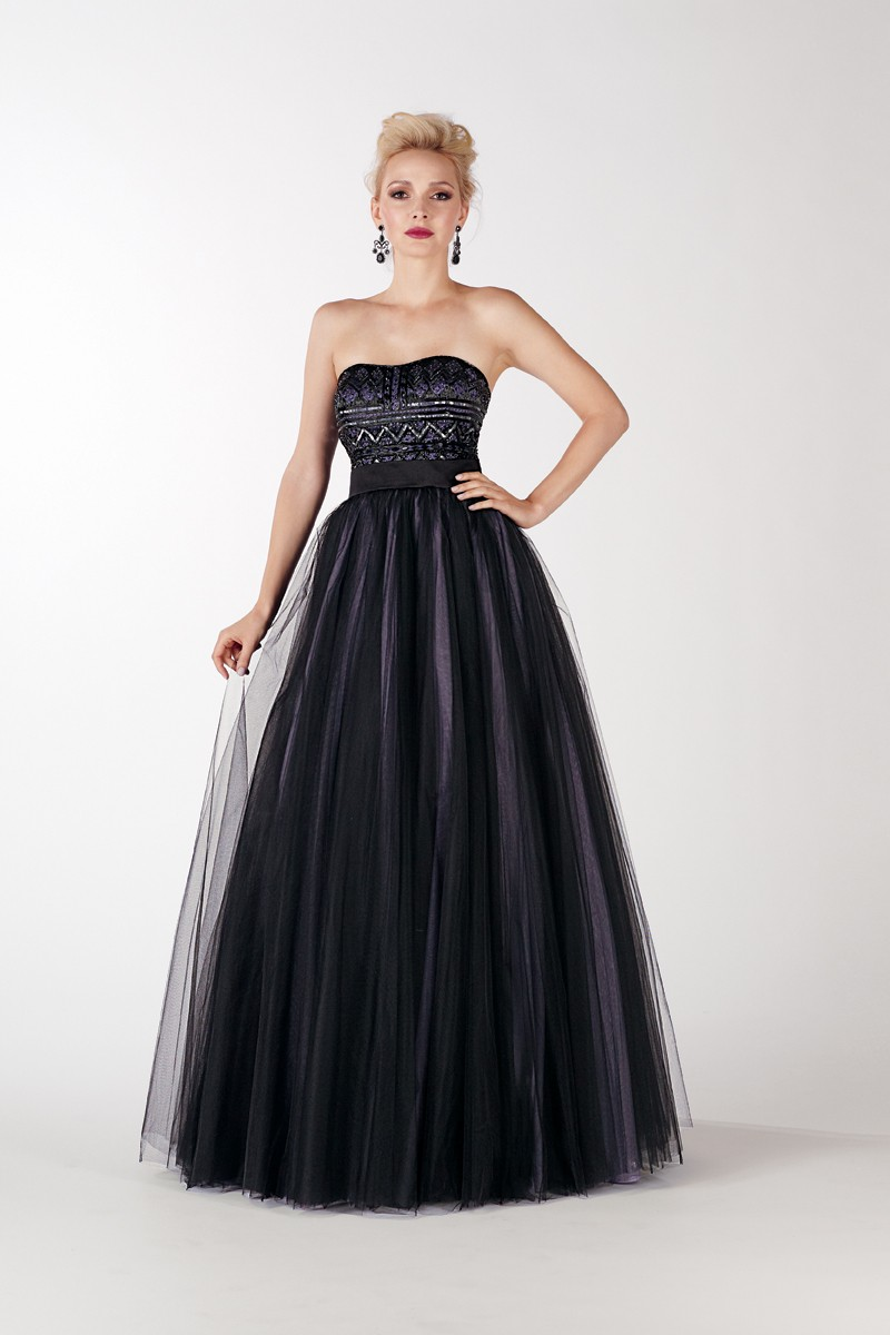 Alyce Prom Dress Front 5423