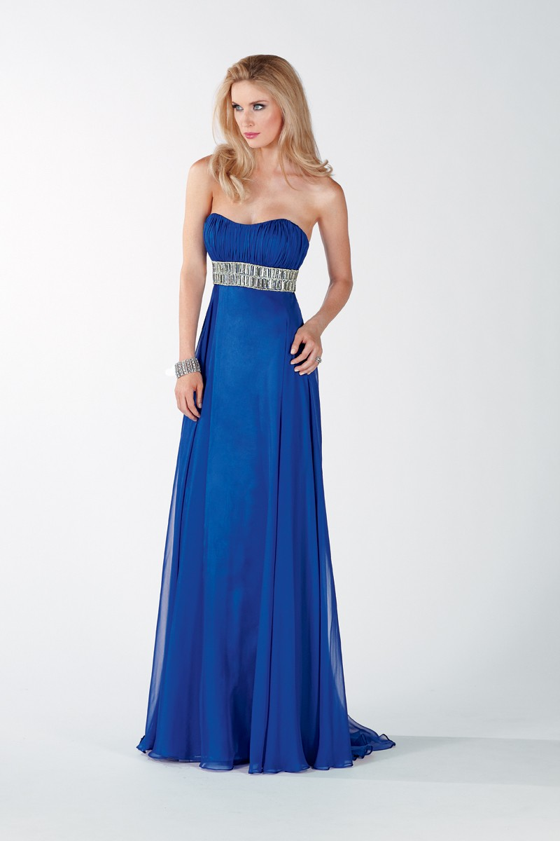 Alyce Prom Dress Front 5425