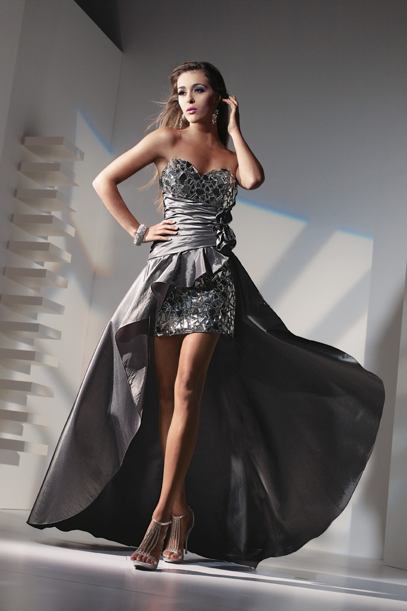 Alyce Prom Dress Front 5432