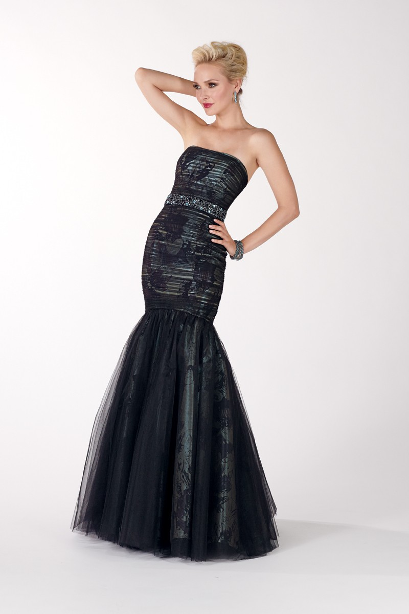 Alyce Prom Dress Front 5438