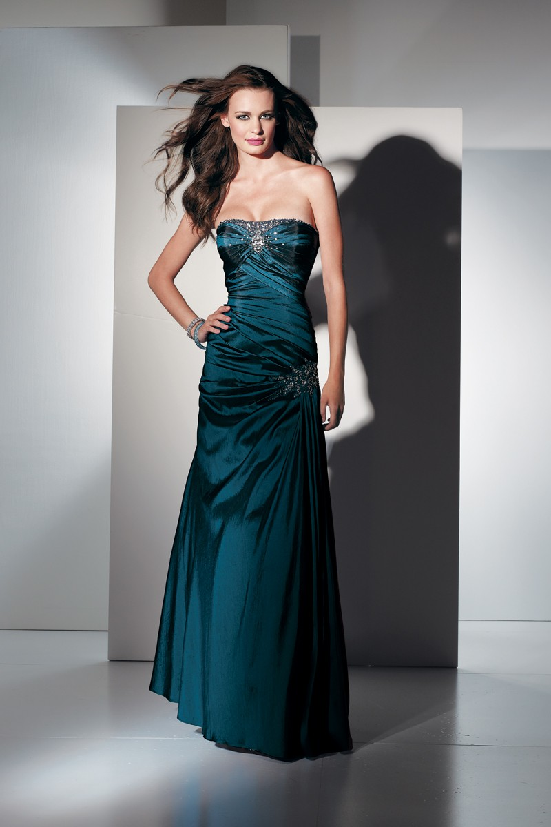 Alyce Prom Dress Front 5439