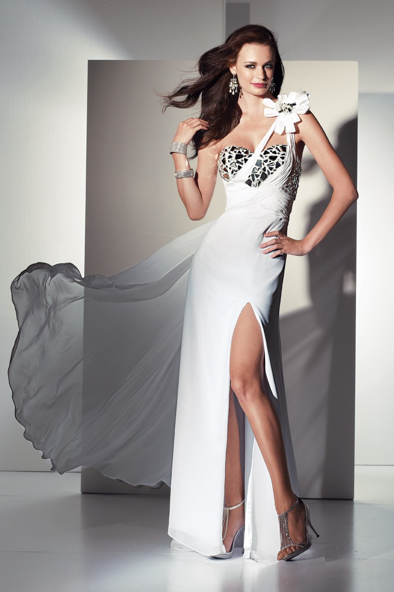 Alyce Prom Dress Front 5441