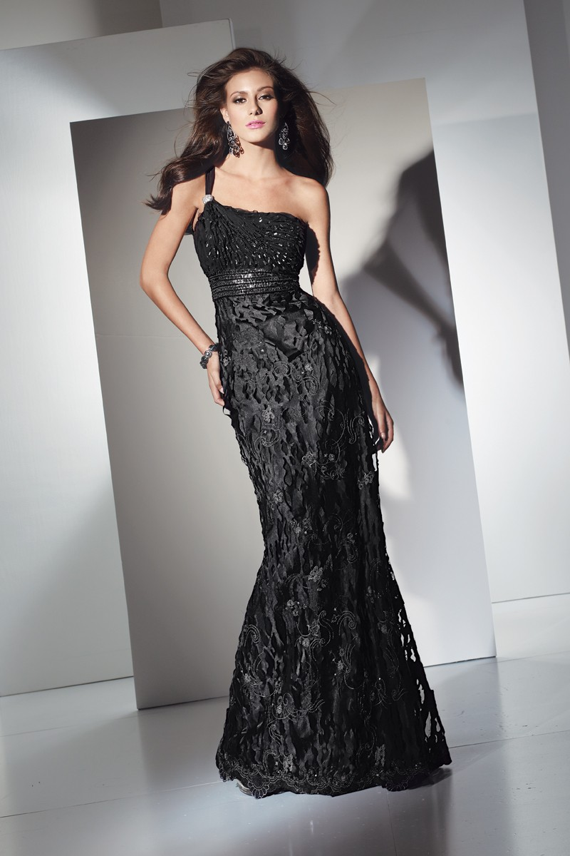 Alyce Prom Dress Front 5444