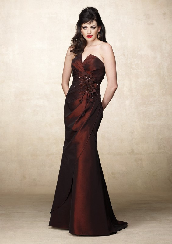 Alyce Prom Dress Front 6679