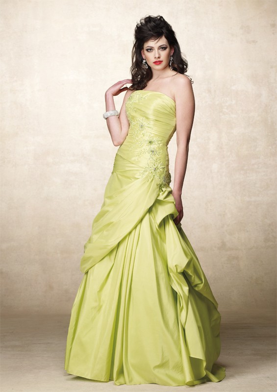 Alyce Prom Dress Front 6684