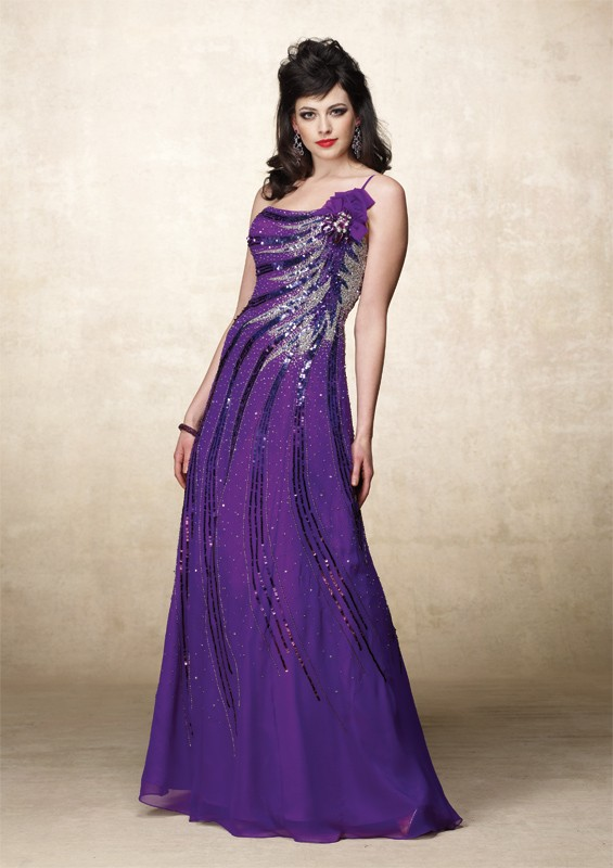 Alyce Prom Dress Front 6688
