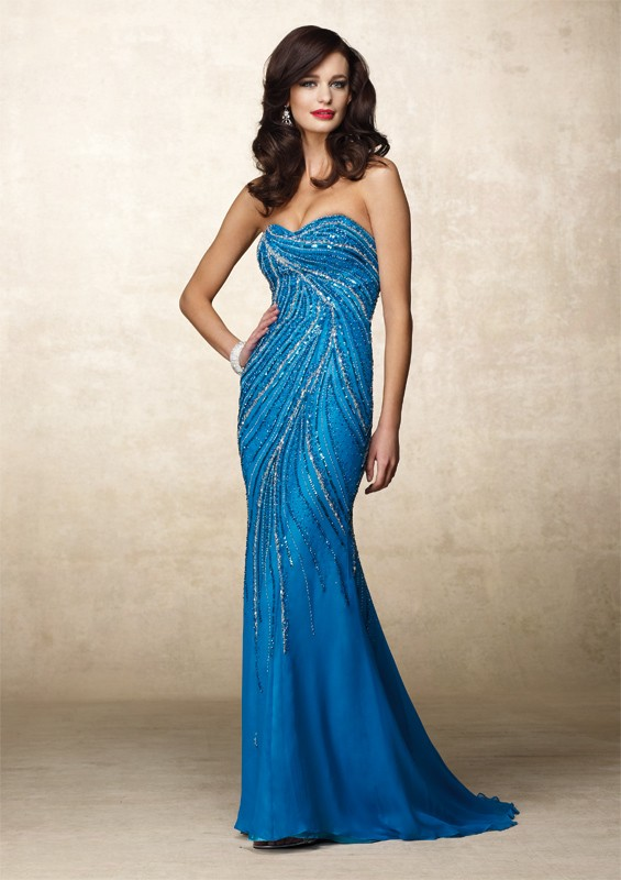 Alyce Prom Dress Front 6692