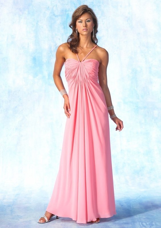 Alyce Prom Dress Front 6695